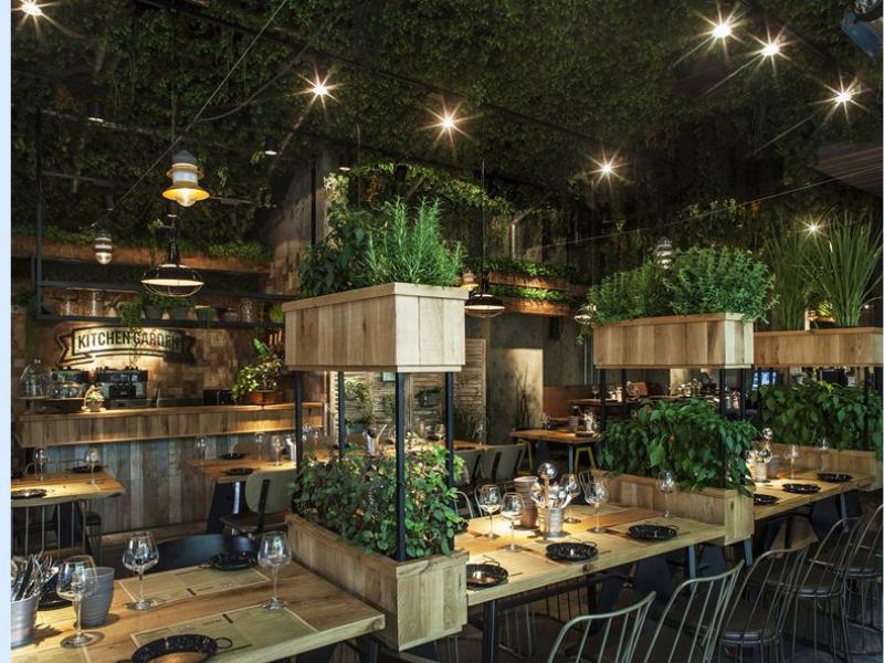 Điều gì làm nên phong cách thiết kế quán cafe độc đáo ?