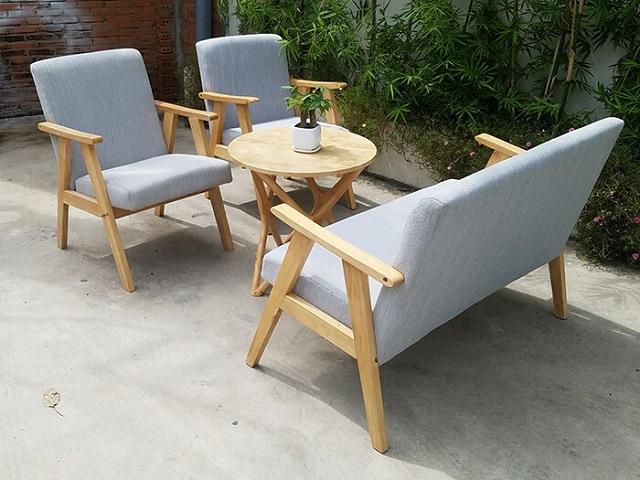 Mua bàn ghế cafe thanh lý giúp bạn tiết kiệm kinh phí đầu tư nội thất