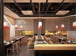 cách bố trí nội thất nhà hàng đẹp
