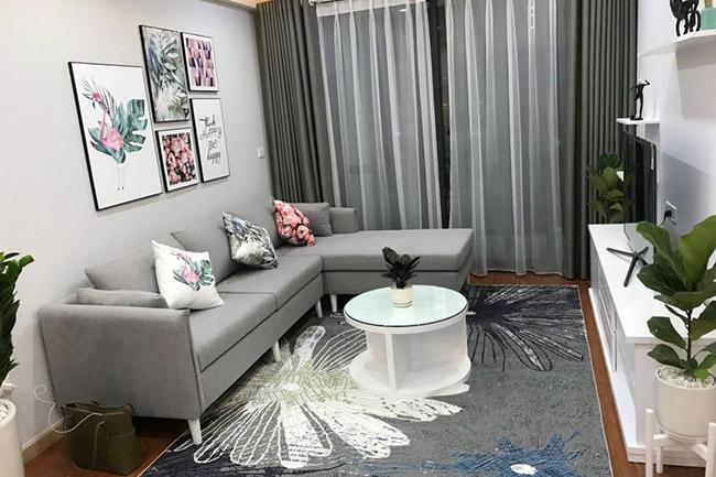 Chọn màu sắc gối tựa sofa