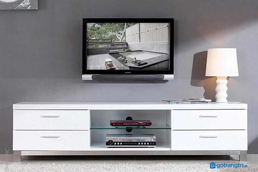 Kệ tivi cho phòng khách giá bao nhiêu là hợp lý?