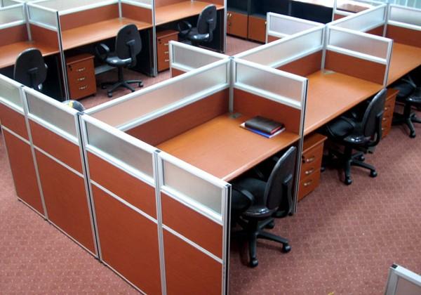Vách ngăn văn phòng VP01