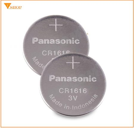 pin cr1616 panasonic
