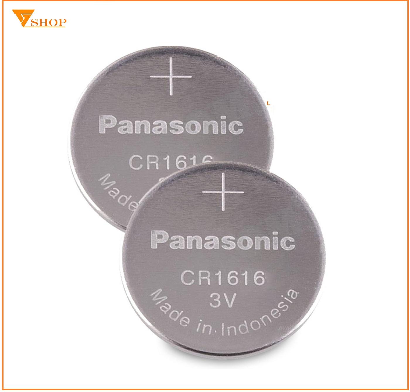 pin cr1616 panasonic