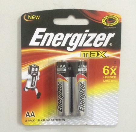 pin Energizer chất liệu Alkaline