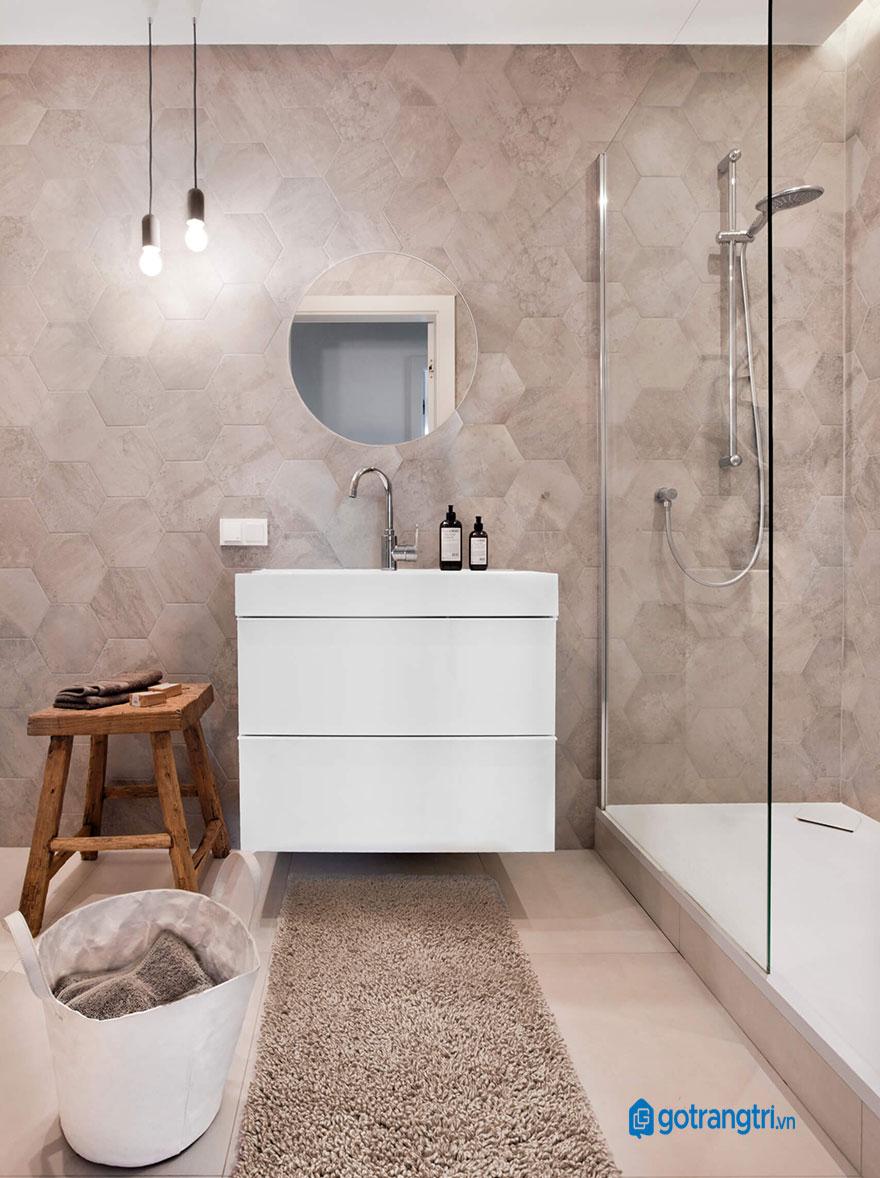 vách ngăn phòng tắm bằng kính 2