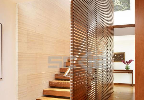 Vách ngăn gỗ VG17