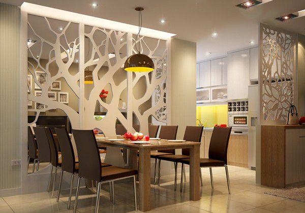 Nên lựa chọn vách ngăn kính hay vách ngăn gỗ cho ngôi nhà của bạn?