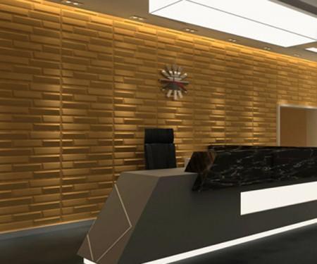 Vách ngăn thạch cao 3D VC20