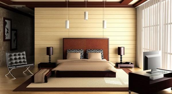 Nên hạn chế đặt phòng ngủ ở tầng một ngôi nhà. (Ảnh minh họa)